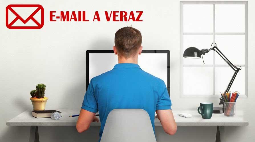 mandar mail a veraz