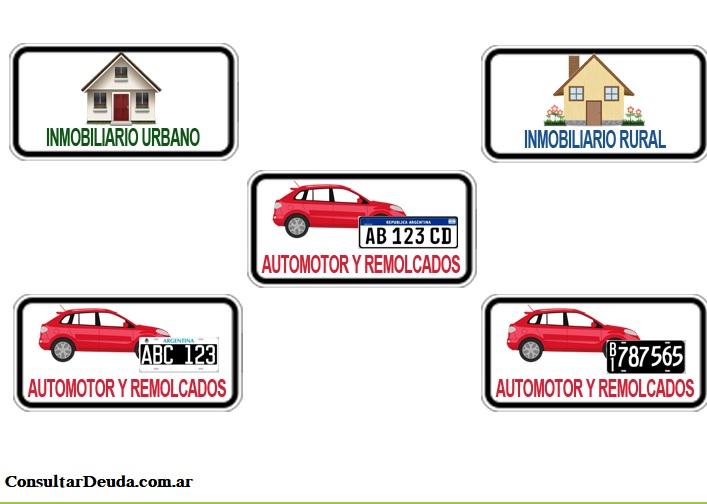 consulta patente automotor santiago del estero