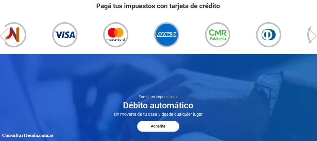 pagar deuda patente